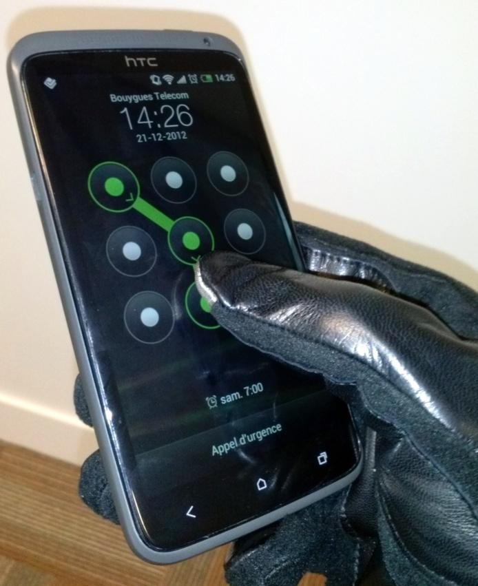 Gants SmarTouch - Gants Isotoner compatibles avec tous les écrans tactiles