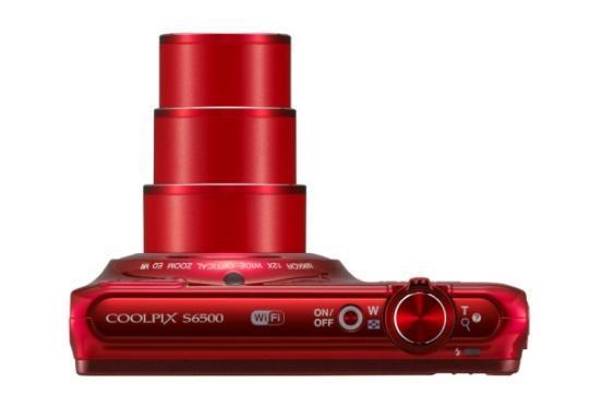 Nikon - COOLPIX S6500 et COOLPIX S2700 - deux nouveaux compacts connectés