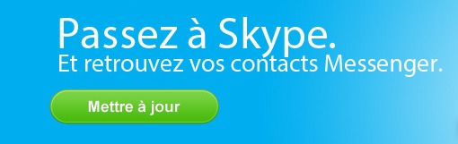 Adieu Windows Live Messenger