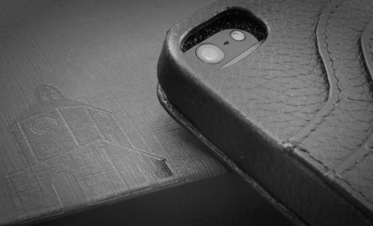 Habiller votre iPhone 5 en haute couture (NoReve Tradition D)
