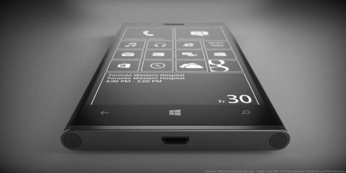 Nokia Lumia 999 - D'autres photos de ce magnifique concept