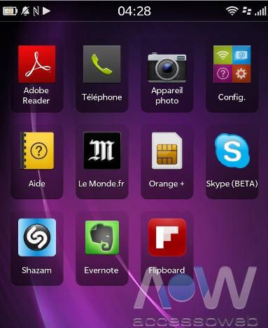 Blackberry 10 - Installer des applications Android sur son Blackberry Z10