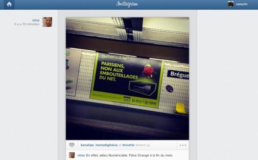 Instagram a lancé une vraie version web du service