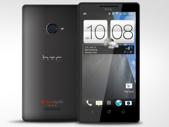 HTC M7 - Le 8 mars en France sous le nom HTC ONE