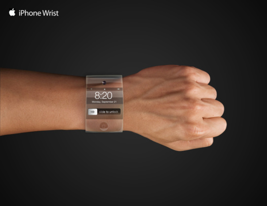 Apple Watch - La montre Apple serait en construction