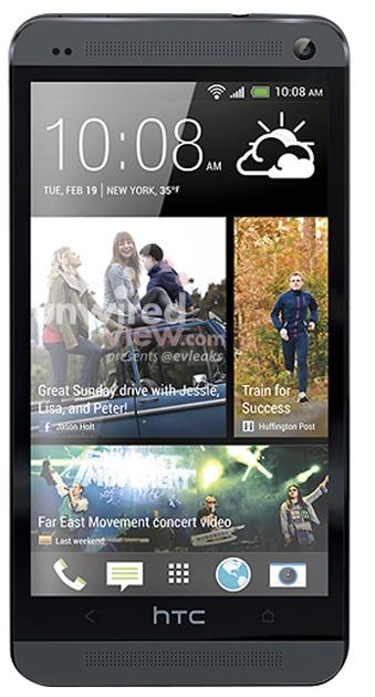HTC ONE - En noir et blanc le 19 février 2013
