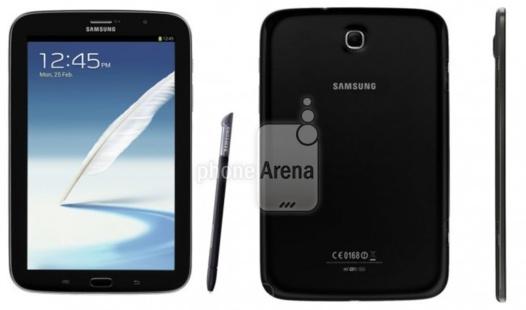 Samsung Galaxy Note 8.0 - Bientôt en 2 couleurs