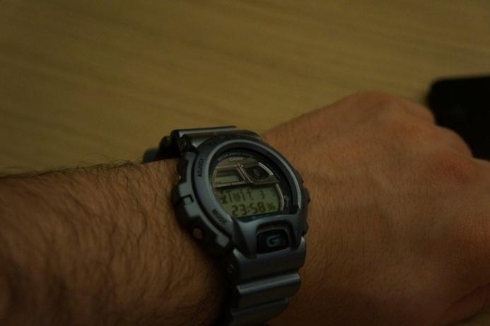 Casio G-Shock Bluetooth - La montre connectée à votre iPhone qui a du style