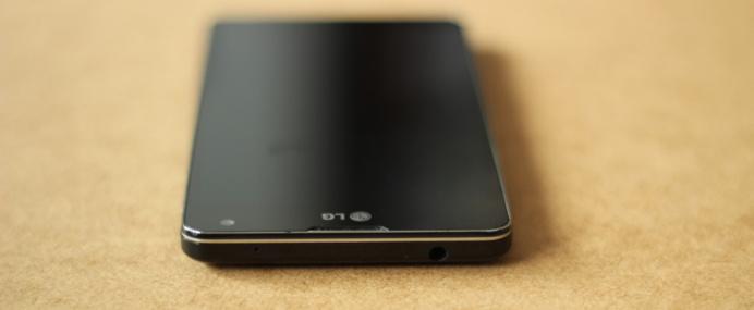 LG - Optimus G - Le test