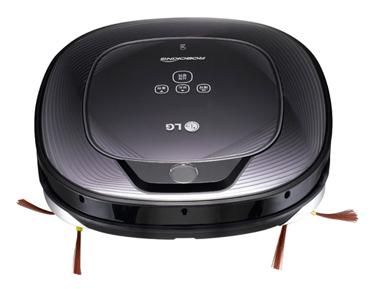LG - Hom-Bot Square, l'aspirateur intélligent