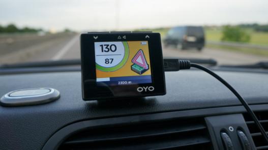 Test du boitier Coyote OYO - L'assistant d'aide à la conduite à la carte