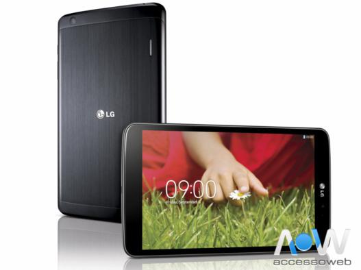 LG - Une rentrée réussie avec la tablette G Pad 8.3