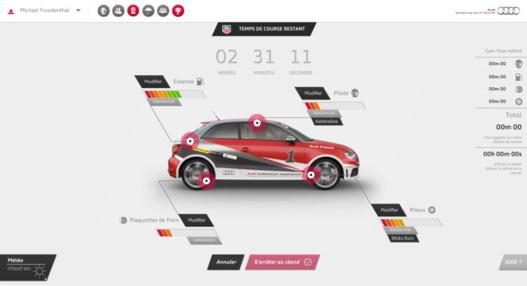 #audi2e - Plongez vous dans la peau d'un Team manager chez Audi