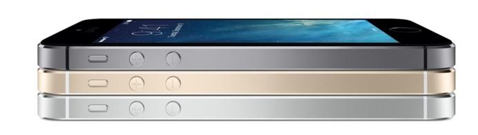 Apple dévoile le nouvel iPhone 5S