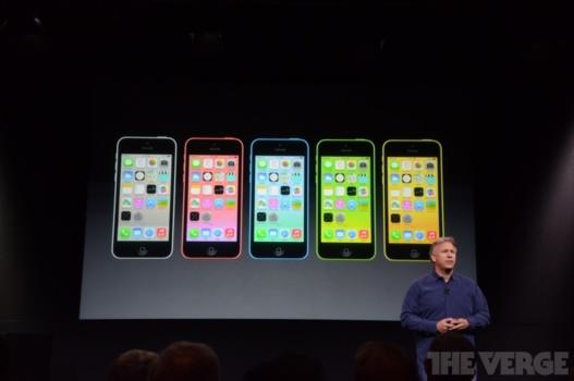 Le nouvel iPhone 5C - Le lowcost façon Apple à 600€