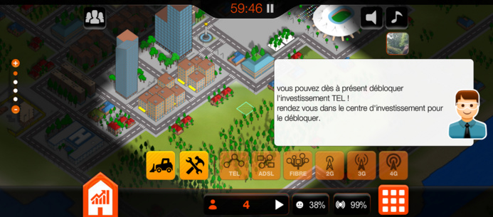 Hellopolys - Prêtez-vous au jeu de l'operateur avec cet advergame par Orange