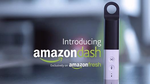 Amazon Dash - Le shopping à la maison en toute simplicité