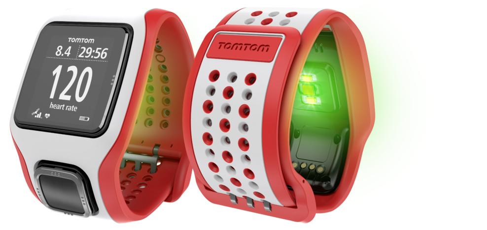 TomTom Runner Cardio - La première montre avec cardio-fréquencemètre intégré