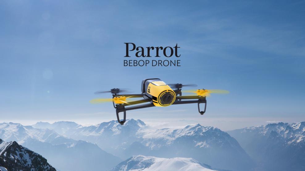 Parrot BeBop - Le drone qui a tout d'un grand