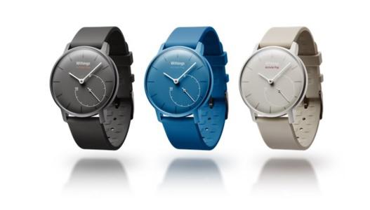CES 2015 - Withings présente sa montre low cost Activité Pop, une montre analogique connectée pour 149€
