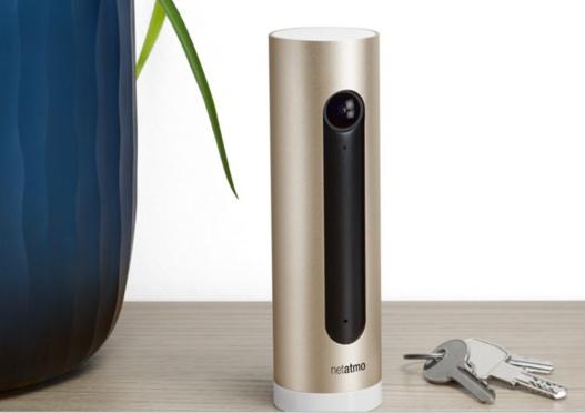 CES 2015 - Netatmo présente Welcome, la première caméra domestique intelligente