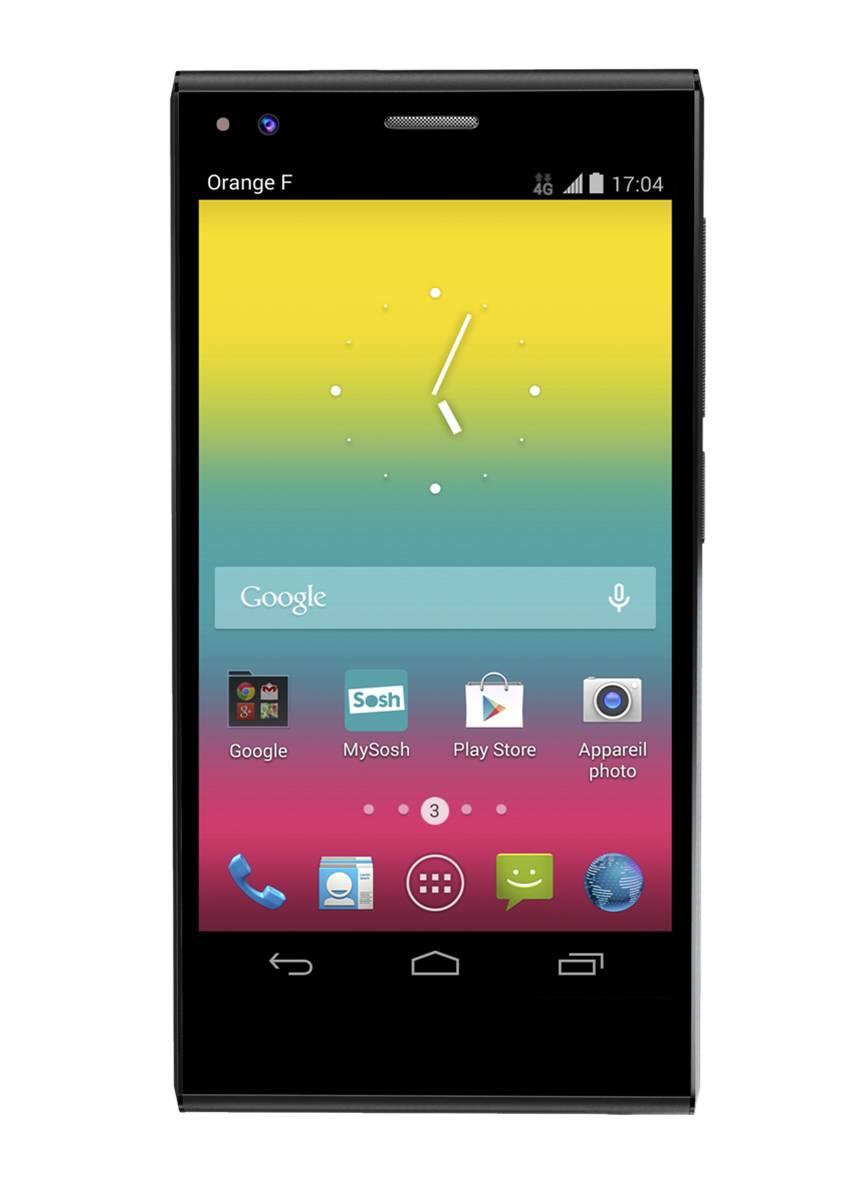 SoshPhone - Un smartphone 4G lowcost chez Sosh