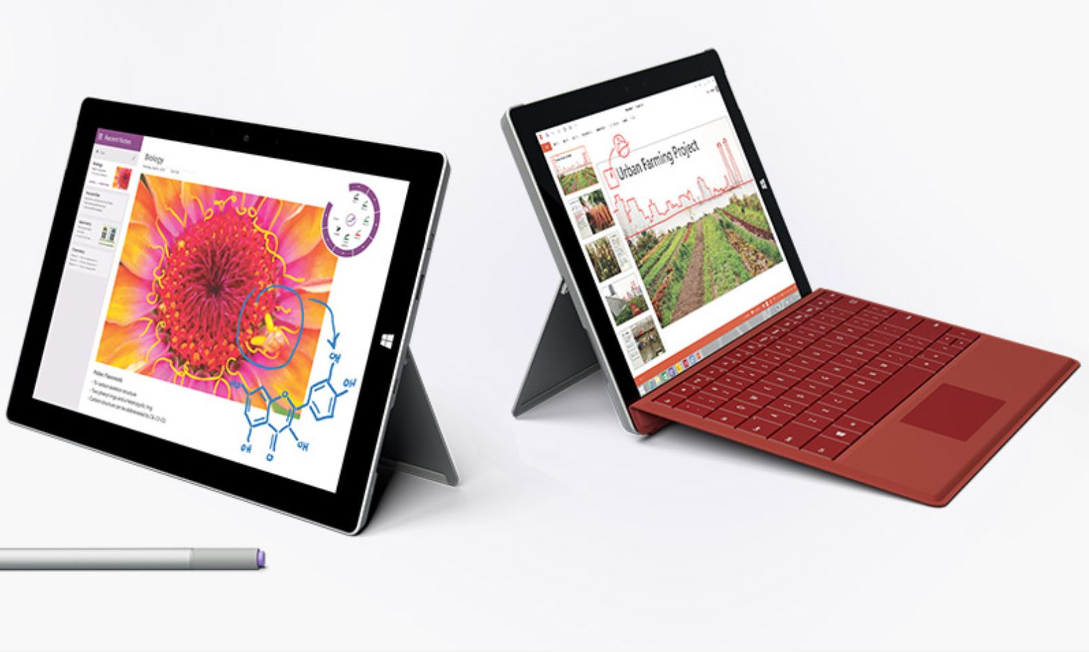 Test Microsoft Surface 3 4G 128Go - Un excellent compagnon en mobilité avec Orange Business