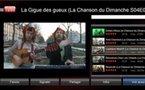 Youtube XL - Youtube sur un écran de TV