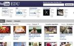 Youtube EDU - Une chaine spéciale pour les Universités