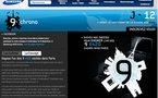 Samsung - Opération 9h Chrono