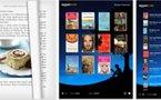 L'application Kindle pour iPad est sur l'App Store