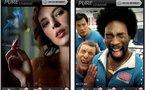 Le Festival de Cannes sur Pure Channel et sur iPhone