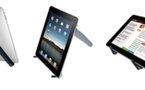 Tri Stand - Le dock iPad ou Macbook pliable et transportable