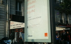 Orange invente la cabine multimédia