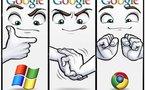 Google abandonne Windows pour une meilleure sécurité