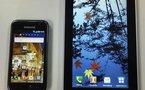 Galaxy Tab - Samsung se lance dans les tablettes tactiles