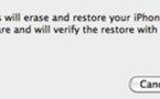 Installer iOS4 sur votre iPhone maintenant