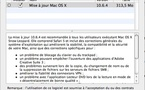 Apple met à jour Mac OS X avec la 10.6.4