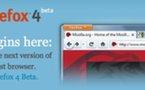 Firefox 4 beta 1 est disponible