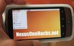 Ubuntu sur un Nexus One