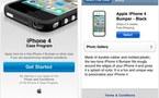iPhone 4 - Commandez votre housse Bumper dès maintenant