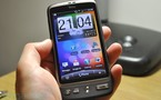 Android 2.2 sera lancé sur le HTC Desire ce week-end