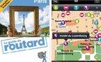 Le Guide du Routard sur iPhone offre 9 villes demain
