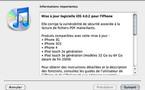 iOS4 - Apple comble la faille PDF avec la sortie de l'iOS 4.0.2