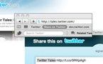Twitter propose maintenant un bookmarklet