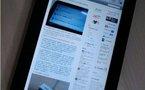 La tablette Samsung Galaxy Tab se dévoile