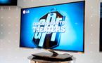 IFA 2010 - LG annonce une TV OLED de 31 pouces la plus fine du monde