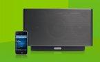Spotify est compatible avec les systèmes audio sans-fil Sonos