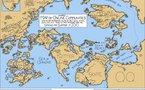 La mappemonde des réseaux sociaux en 1 image
