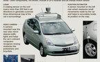 Google veut lancer la voiture sans conducteur